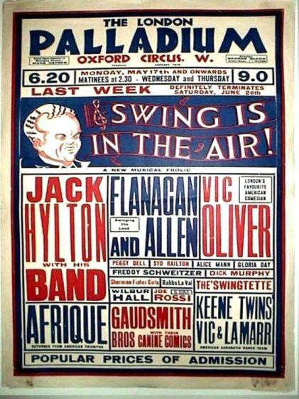 1937 Jun 21 Swing is in the Air