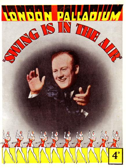 Swing programme cover