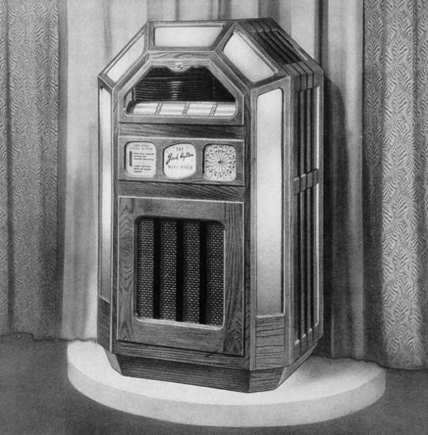 The prototype Jack Hylton Music Maker MK-1